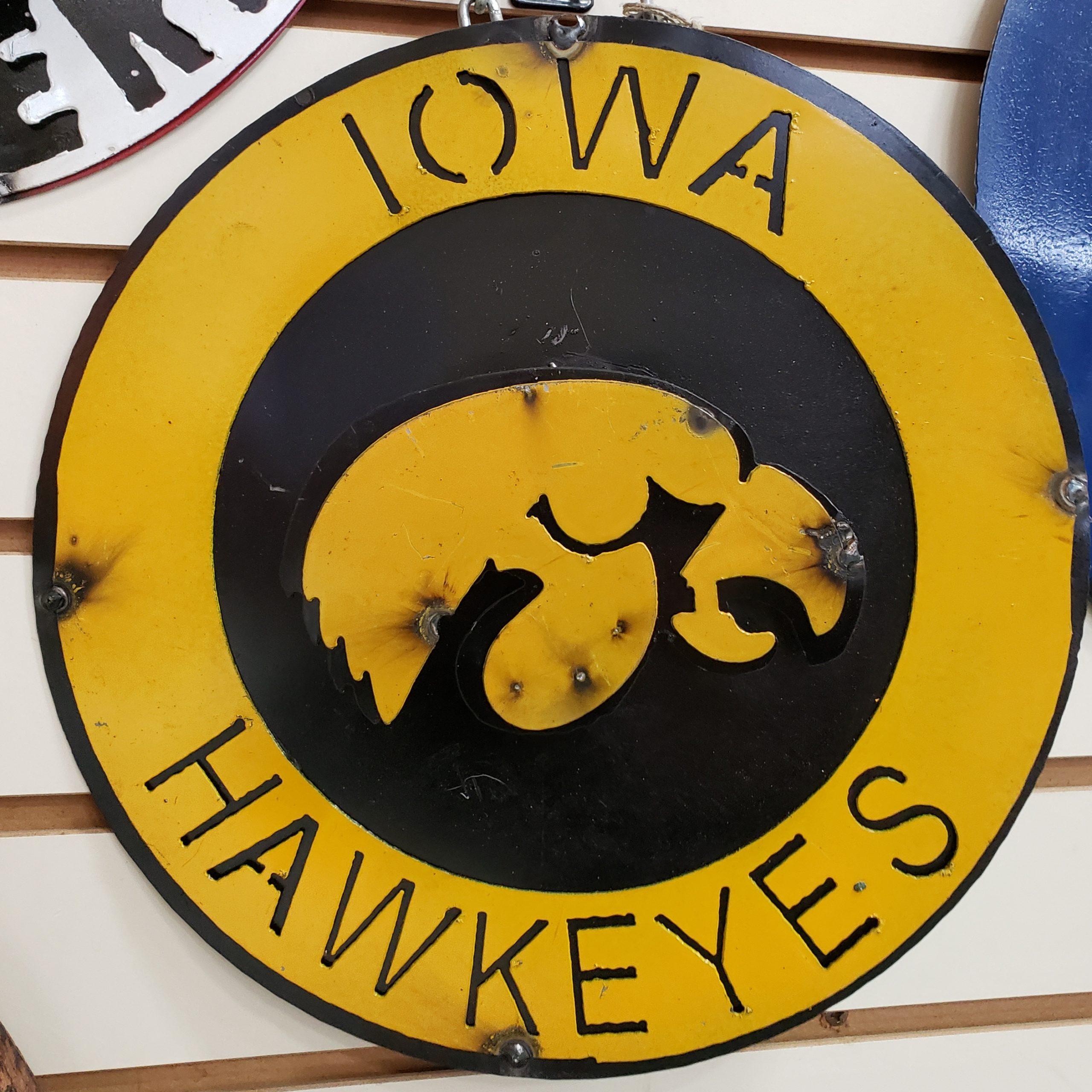 Iowa Hawkeyes 2 1